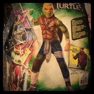 Michelangelo Teenage Mutant Ninja Turtles costume